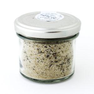 Sare Albă Iodată cu Trufe Negre - 125 ml